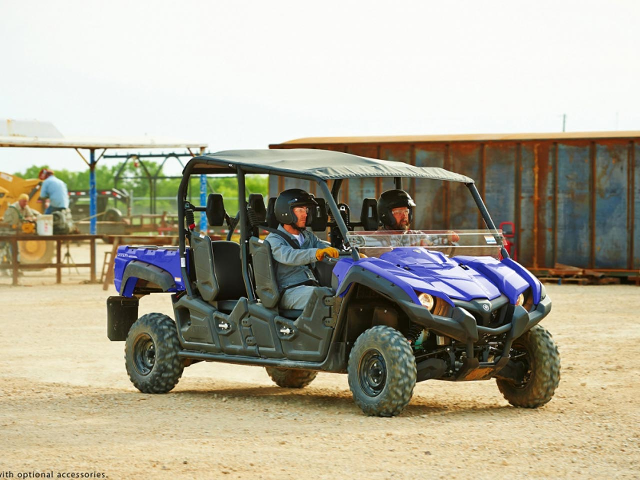 2016 Yamaha Viking VI Gallery 1